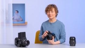 Introducción a la fotografía de retrato conceptual. Un curso de Fotografía y Vídeo de Kristina Varaksina