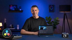 Correção de cor profissional com DaVinci Resolve. Um curso de Fotografia e Vídeo de Luis Dengó