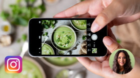 Food styling y fotografía para Instagram. Un curso de Fotografía y Vídeo de Kimberly Espinel