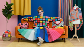 Granny Square Crochet: Make Your Own Sweater. A Craft course by Katie Jones