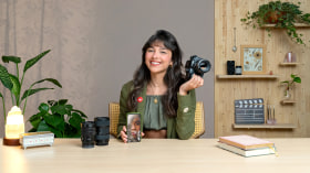 Professional Production of Lifestyle Videos for Social Media. A Photography, and Video course by Olívia Mucida