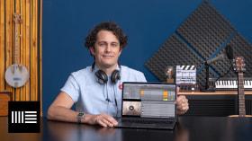 Composição musical para curta-metragem com Ableton Live. Um curso de Música e Áudio de Jonah Schwartz