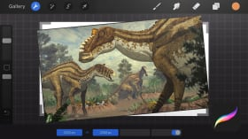 Introduction to Procreate (Román García Mora)  Online Course