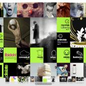 DOZE Magazine - issue*1 Dislate. Un proyecto de Diseño, Ilustración, Motion Graphics y Fotografía de Mario Izquierdo - 04.03.2010