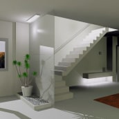 Infografía Interior. A Installation und 3-D project by disinterior - 10.06.2010