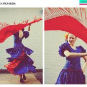 LA PUNTADA PROHIBIDA  web. Un proyecto de  de Fuen Salgueiro - 15.06.2010