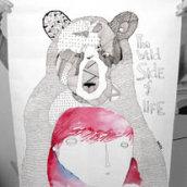 Wild Life. Un proyecto de Ilustración de amaia arrazola - 07.09.2010