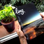 Ling Magazine. Un proyecto de Ilustración de amaia arrazola - 07.09.2010