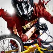 BMX Freestyle art. A Design und Illustration project by Alex Heuchert - 20.10.2010