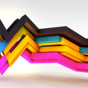 Lines. Un projet de Motion Design , et 3D de alberto cabot jane - 21.10.2010
