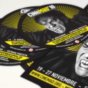 Cinemad. A Design, Werbung und Motion Graphics project by Ben Galvin - 31.10.2010
