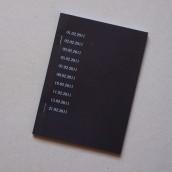 Escribir sobre simulaciones y cosas de esas. Un proyecto de Diseño de Priscila Clementti - 11.05.2011