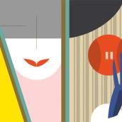 Oxxo magazine. Um projeto de Design e Ilustração de Juanjo G. Oller - 13.06.2011