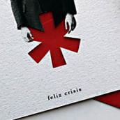 feliz crisis. Um projeto de Design e Ilustração de Raúl Lázaro - 07.12.2011