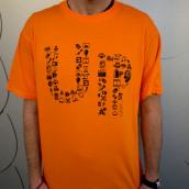 Camisetas. Un proyecto de Diseño y Publicidad de Creando Estudio Gráfico - 09.12.2011