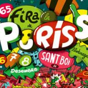 Cartel Puríssima. Um projeto de Ilustração de Iván Bravo - 10.12.2011