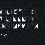 Infine Type. A Design project by Pablo Pighin - 01.21.2012