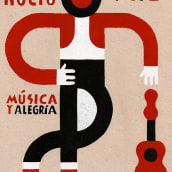 Illustration. Un proyecto de Diseño, Ilustración, Publicidad, Música, Audio, Cine, vídeo, televisión, UI / UX e Informática de Chema Peral - 13.05.2011