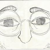 Faces. Un proyecto de Ilustración de Ábrego Le Dom - 21.02.2012