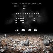 Invaders. Um projeto de Ilustração e Fotografia de Jonal Lozano - 07.03.2012