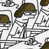ABC Newspaper. Um projeto de Ilustração de Iván Bravo - 22.03.2012