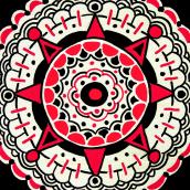 MASCARETA. A Design, Illustration und UI / UX project by Rafael Bertone - 25.05.2012