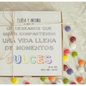 Momentos dulces - E&A. Un progetto di Design , e Fotografia di Maribel Mata Vallejo - 30.08.2012