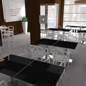 cafa esppresso. A Installation project by Estudio 08 - 03.09.2012