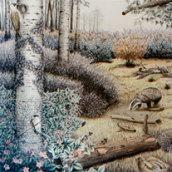 Ilustración Naturalista. Un proyecto de Ilustración de José Luis Ferrando Viñola - 14.09.2012