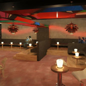 Art Jazz Club. A 3D, and UI / UX project by Estibaliz Souto - 09.25.2012
