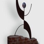 Esculturas. A Design, Illustration und 3-D project by David Gómez - 16.12.2012