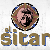 El Sitar. A Design, Illustration, Software Development, and UI / UX project by David Shot - 12.21.2012