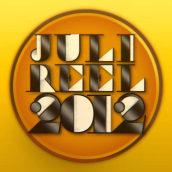 Juli Reel D12. Un proyecto de Diseño, Publicidad, Música, Audio, Motion Graphics, Fotografía, Cine, vídeo, televisión y 3D de juli - 31.01.2013