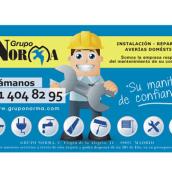 Campaña gráfica Manitas. Un proyecto de Diseño, Ilustración y Publicidad de Fátima Hernández Díaz - 07.02.2013