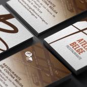 Atelier Belge. A Design, Werbung und Informatik project by Ben Galvin - 19.01.2013
