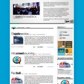 Propuesta InfoCrowdsourcing. Um projeto de UI / UX e Design de Jesús - 26.02.2013