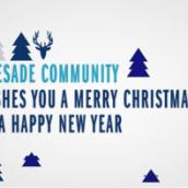 Esade - Merry Christmas 2012 (for Firma). Un proyecto de Diseño, Ilustración, Motion Graphics, Cine, vídeo y televisión de Edu Vila - 12.03.2013