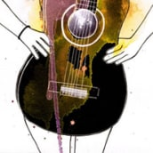 AiDa. A Illustration project by Natalia Vera - 05.15.2011
