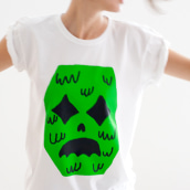 T-Shirt - Antonio Ladrillo Shop. Un projet de Illustration , et Design  de Antonio Ladrillo - 28.07.2010