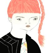 Retratos. Un projet de Illustration de Coco Escribano - 11.06.2013