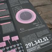 Diseño y maquetación de boletín municipal. Un proyecto de Diseño de Hugo Cornelles Llobregat - 26.08.2013