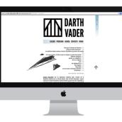 vote4vader. Un proyecto de Diseño, Ilustración, Desarrollo de software y UI / UX de Mar Garachana - 03.09.2013