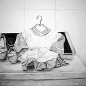 Dibujo Carboncillo. Un proyecto de Ilustración de Silvia Ospina - 09.09.2013