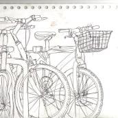 Ilustración Línea. Un proyecto de Ilustración de Silvia Ospina - 09.09.2013