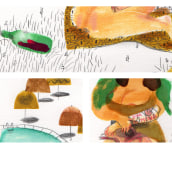 Mona . Un proyecto de Ilustración de Isabel Vila Caballero - 22.10.2013