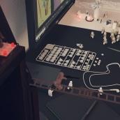 Lego Desktop. Um projeto de Design, Fotografia, Cinema, Vídeo e TV e 3D de Alvaro Orasio Garcia - 25.09.2013