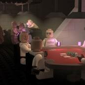 Lego Bar. Um projeto de Design, Fotografia, Cinema, Vídeo e TV e 3D de Alvaro Orasio Garcia - 25.09.2013