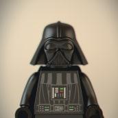 Lego Photo. Um projeto de Design, Fotografia, Cinema, Vídeo e TV e 3D de Alvaro Orasio Garcia - 25.09.2013