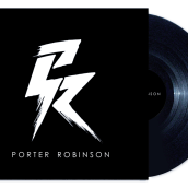 Porter Robinson. Un projet de Design  et Illustration de David Sanden - 05.11.2013