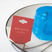 GELATIN Jewelery. Un proyecto de Diseño de carla cobas - 05.11.2013